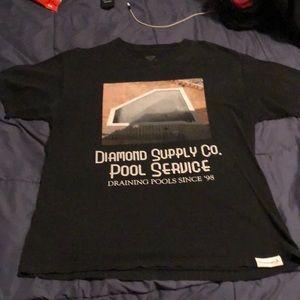 Diamond Supply Co, T-Shirt.